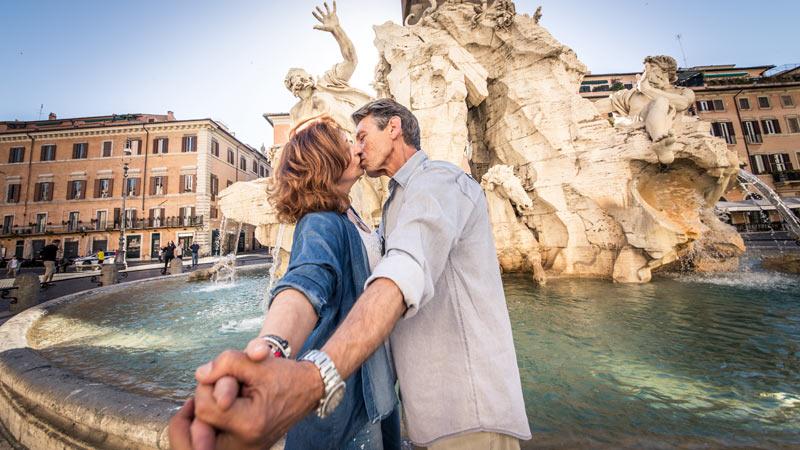 Honeymooning After 60