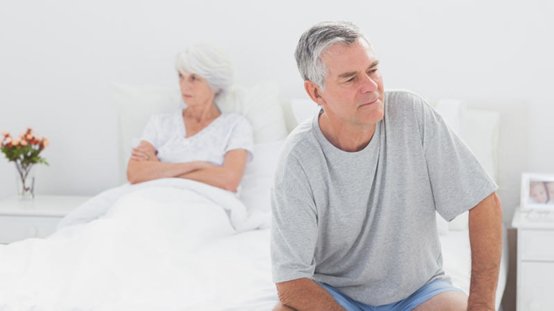 Increasing Incidences of STD Among Seniors